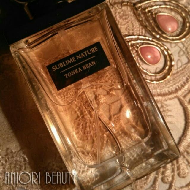 Oriflame Sublime Nature parfümök TonkaBean