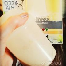 oriflame wellness shake