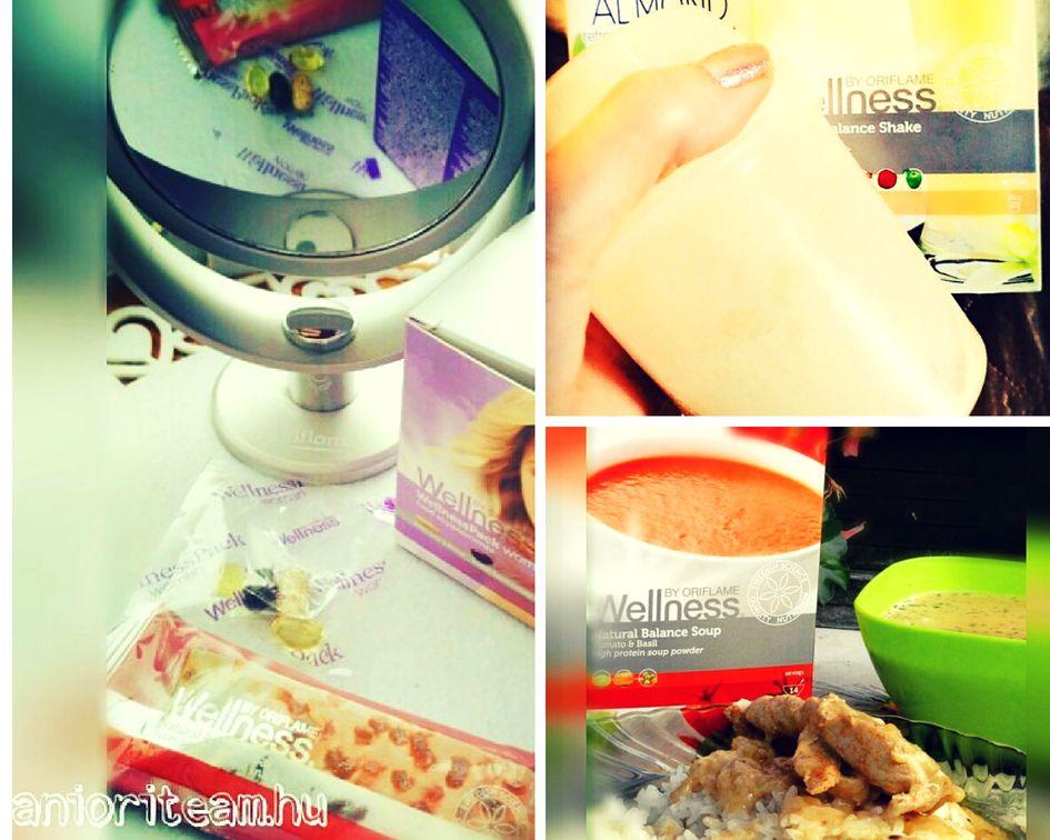 Wellness by Oriflame termékek